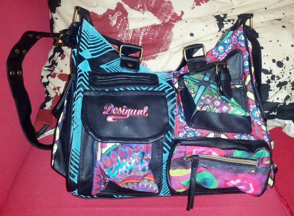 Desigual Medium London Estambul Front